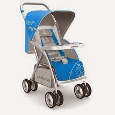 Xe đẩy trẻ em Seebaby T-08