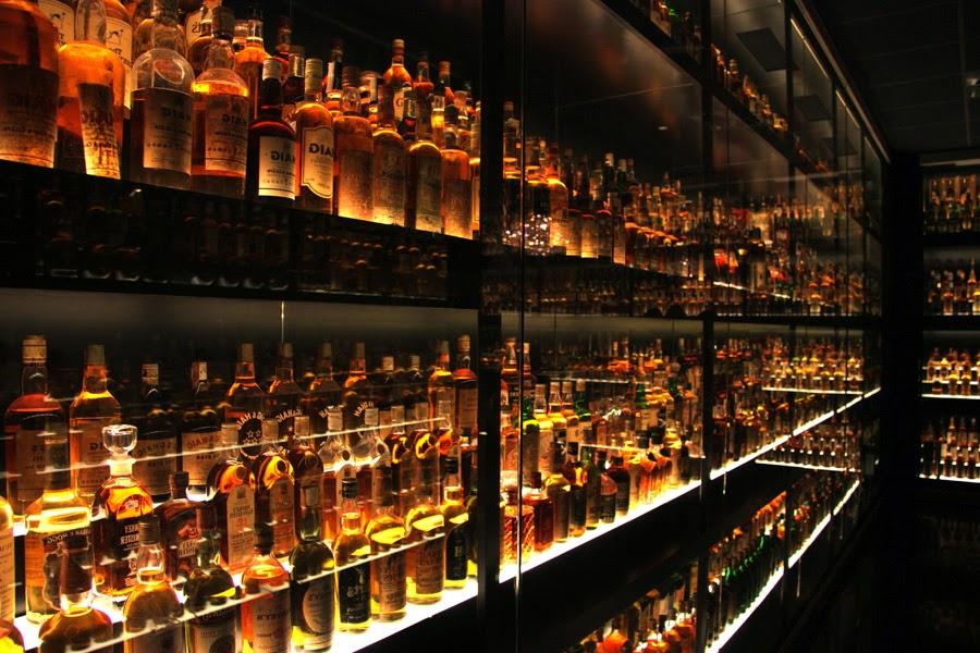 Los 10 países con más bebedores de whisky