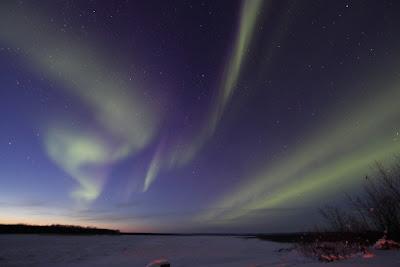 Aurora Boreal Marzo 2012