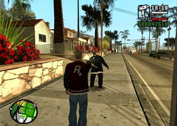 Gta san andreas free download for pc full version crack
