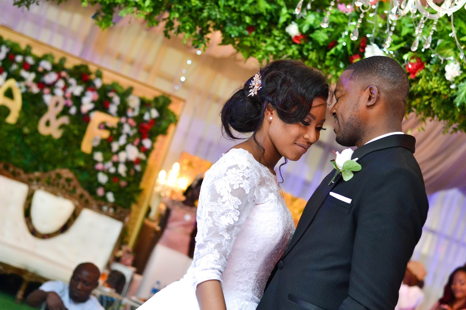 Vanessa garrett wedding