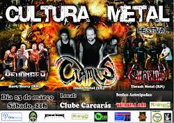 CULTURA METAL FESTIVAL