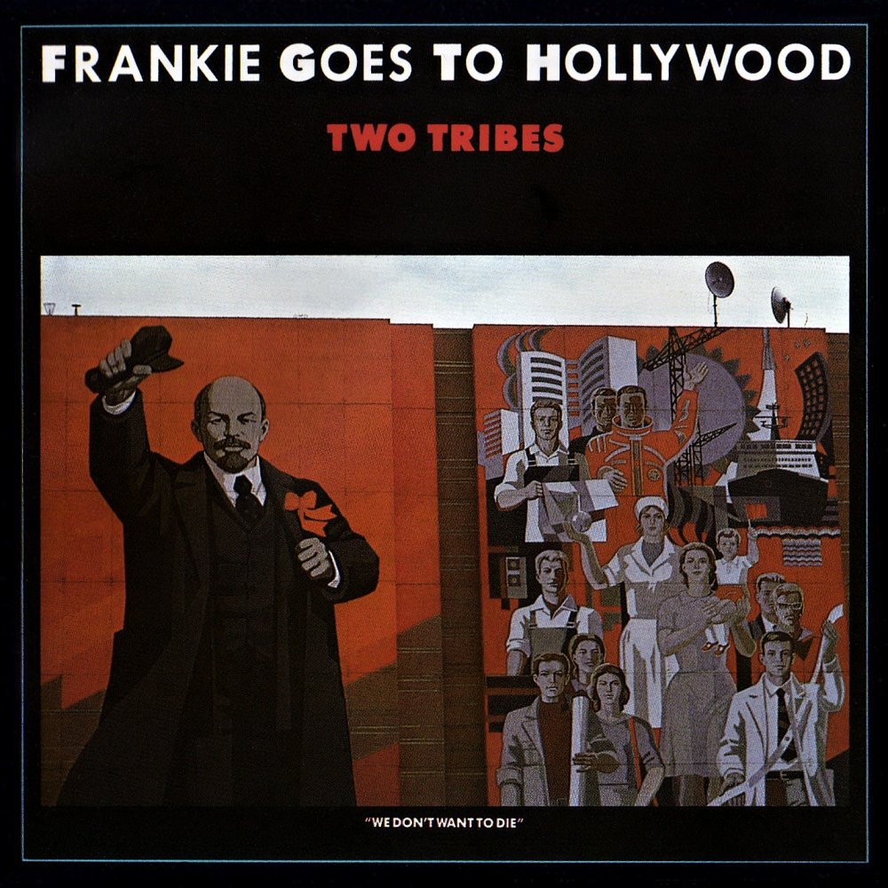 "Two Tribes - ""Welcome to the Pleasuredome"" Frankie Goes To Hollywood"