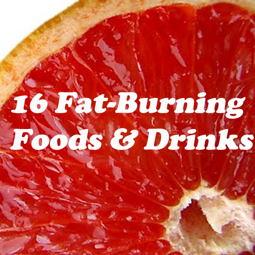 fat burning foods to eat before a workout