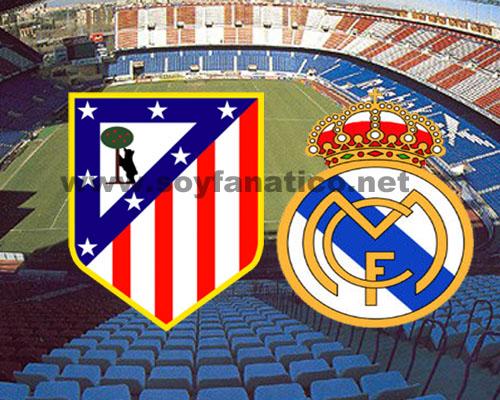Vuelta Supercopa de España: Atletico Madrid vs Real Madrid 2014