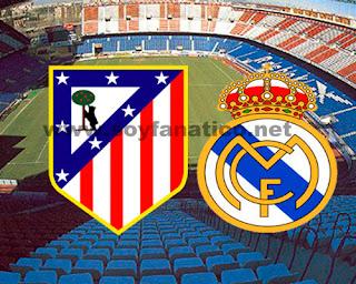Atletico de Madrid vs Real Madrid - Derbi 2013