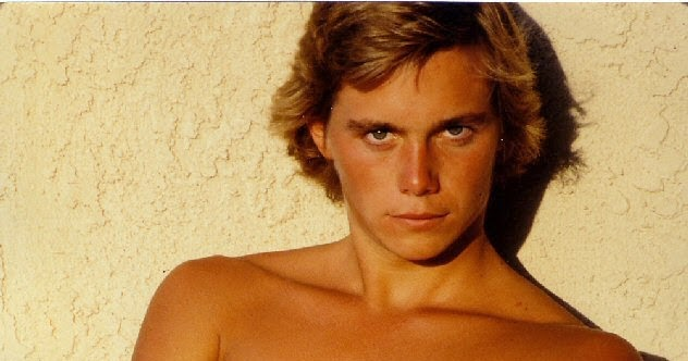 The Stars Come Out To Play: Christopher Atkins - Naked