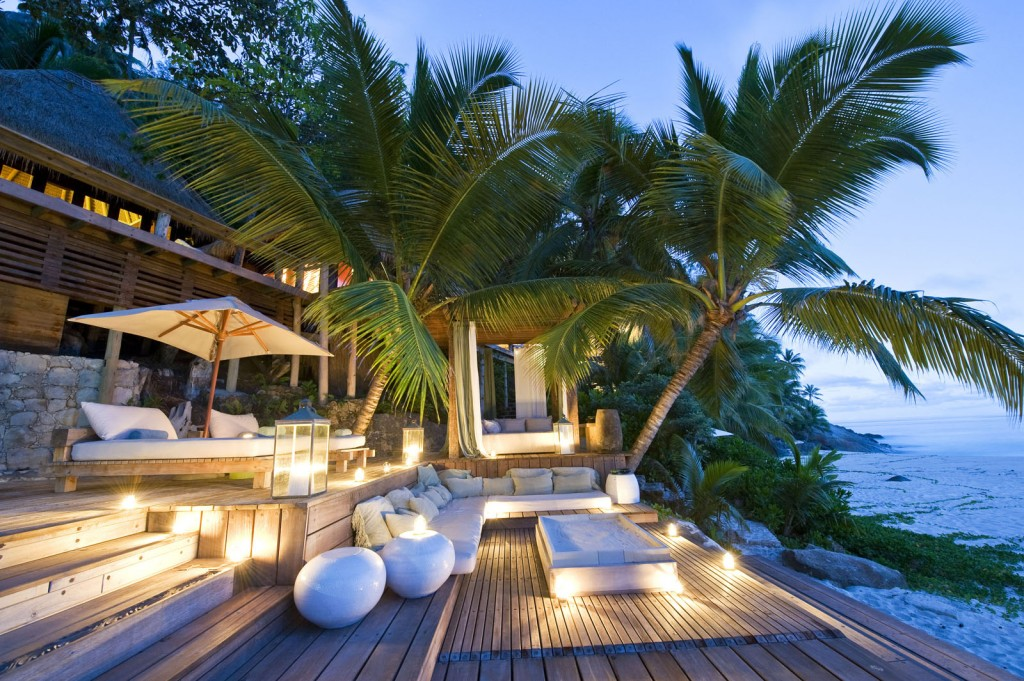 north island lodge in the seychelles indonesian passions for luxury. Black Bedroom Furniture Sets. Home Design Ideas