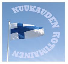 Kuukauden kotimainen 1.1.-31.12.2012