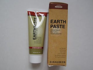 earthpaste cinnamon