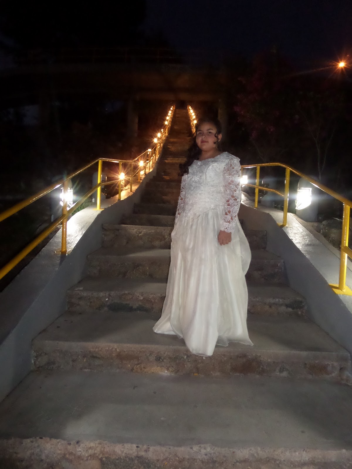 Abuela en vestido largo mega culote - 2 part 6