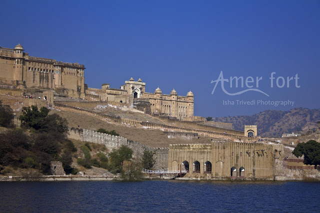 Amer Fort - clicked by Isha Trivedi