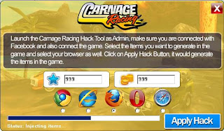 Carnage Racing Cheats and Hack v.1.88