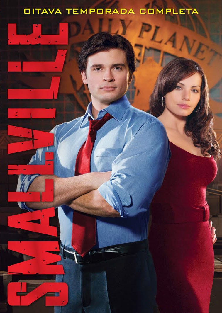 Smallville 8ª Temporada Torrent - Blu-ray Rip 720p Dublado (2008)