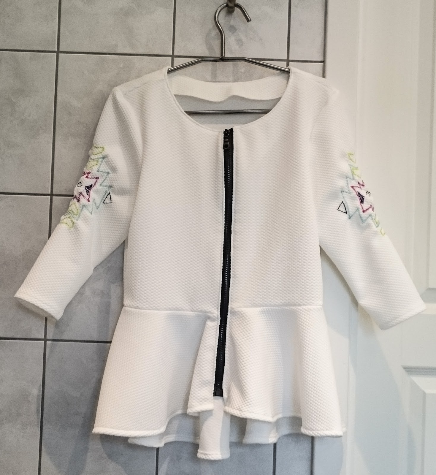 Hvordan sy inn jakke