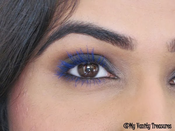 Navy Mascara Blue Eyes gallery