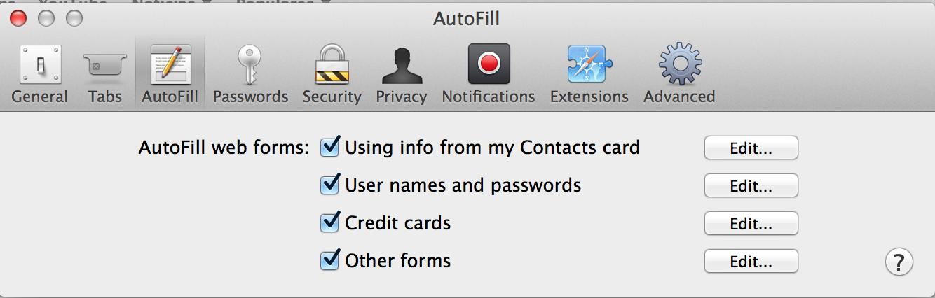Seguridad Apple: M�s seguridad de Apple Safari 7.0 en OS X 10.9 ...