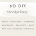 60 DIY Accessories