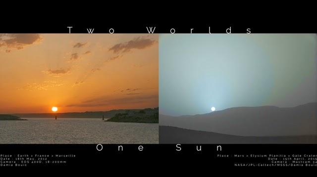 Dua Dunia, Satu Matahari