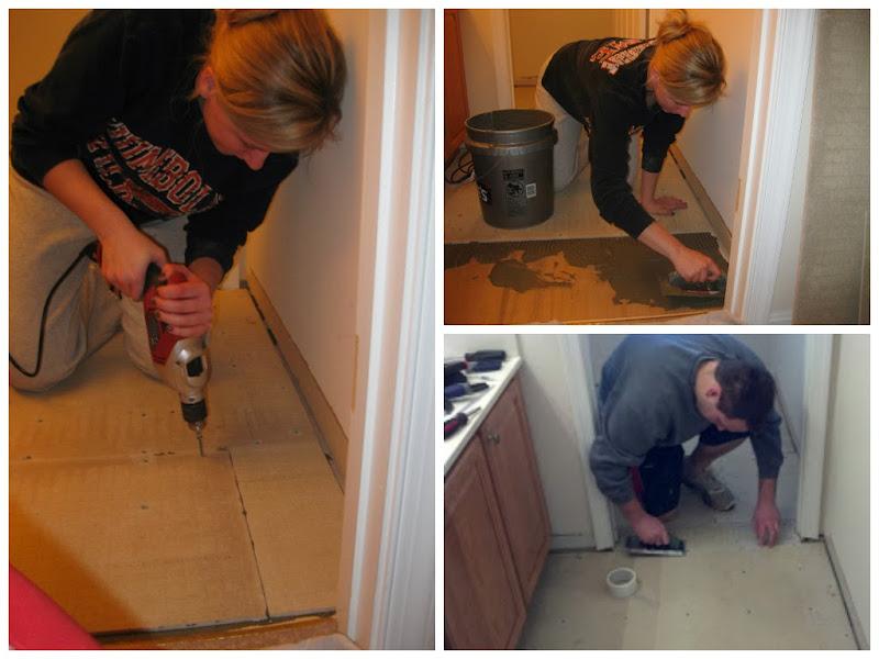 Guest Bathroom Renovation: Putting it Back Together title=