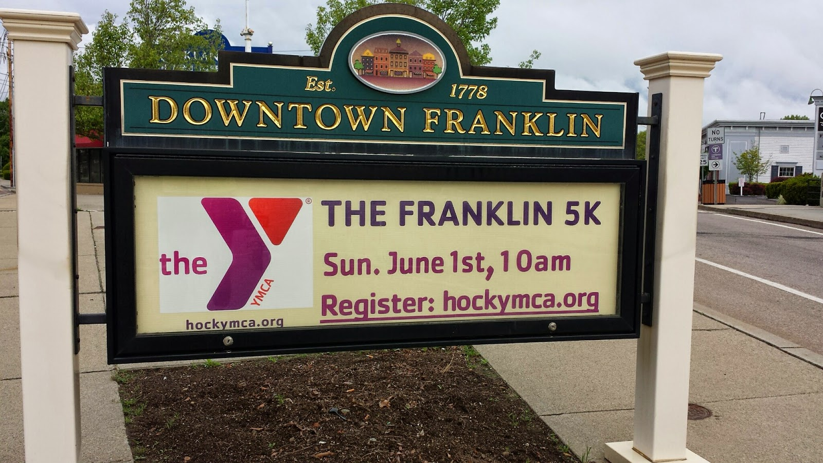 The Franklin 5K - Jun 1