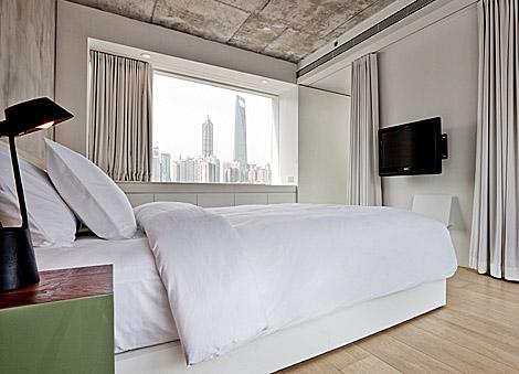 modern interior design hotel