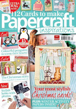 My card featured in Dec 2012 Issue