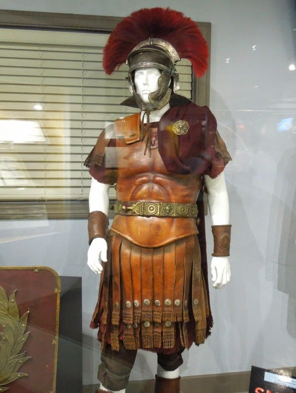 Channing Tatum Marcus Aquila Roman centurion costume The Eagle