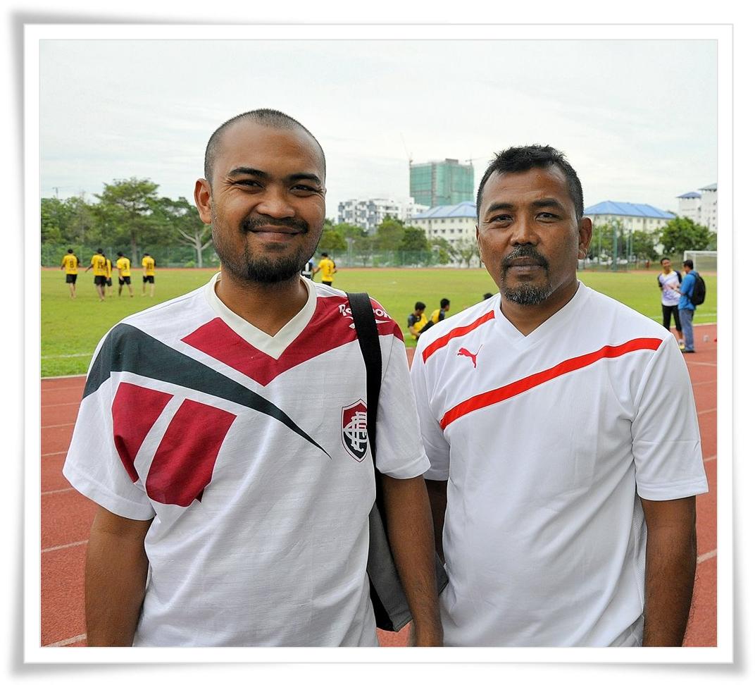 Bersama Saudara Manja Man, lagenda Perlis dan Kedah.