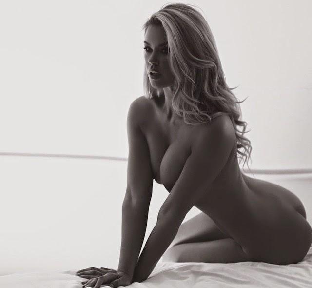 La modelo Jessa Hinton desnuda