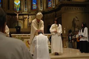 Ken at his Ordination