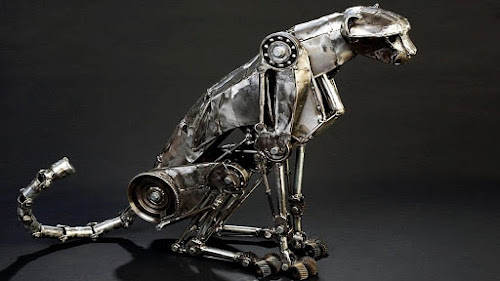 7 incríveis animais robôs