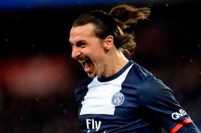 Zlatan Ibrahimovic (Paris Saint-Germain)
