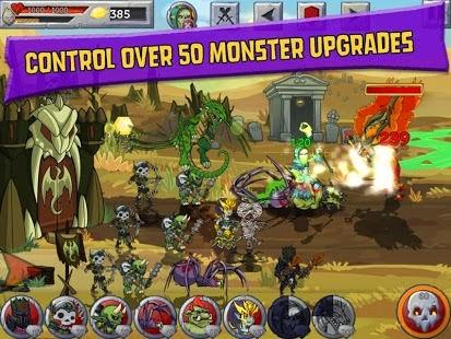 Monster Wars APK + DATA  v1.0