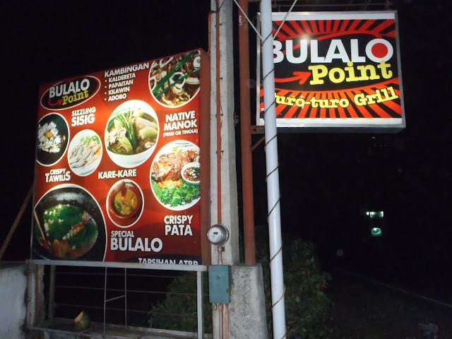 Bulalo Point Tagaytay