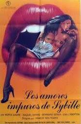Los amores impuros de Sybille (1981)