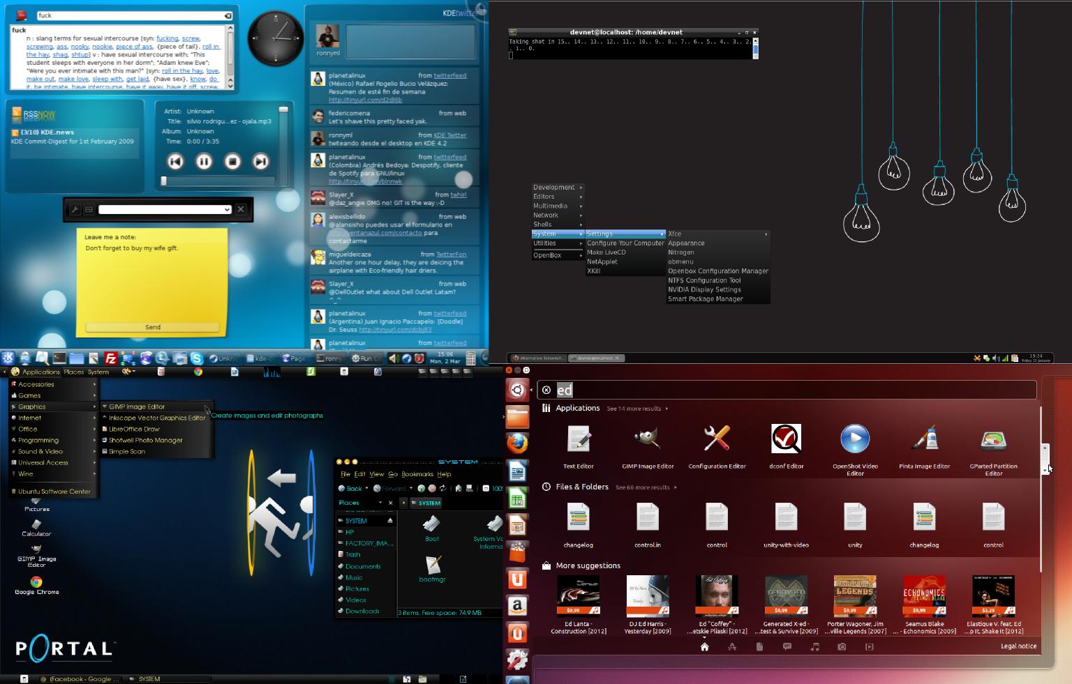 Canonical y Ubuntu hechos para competir