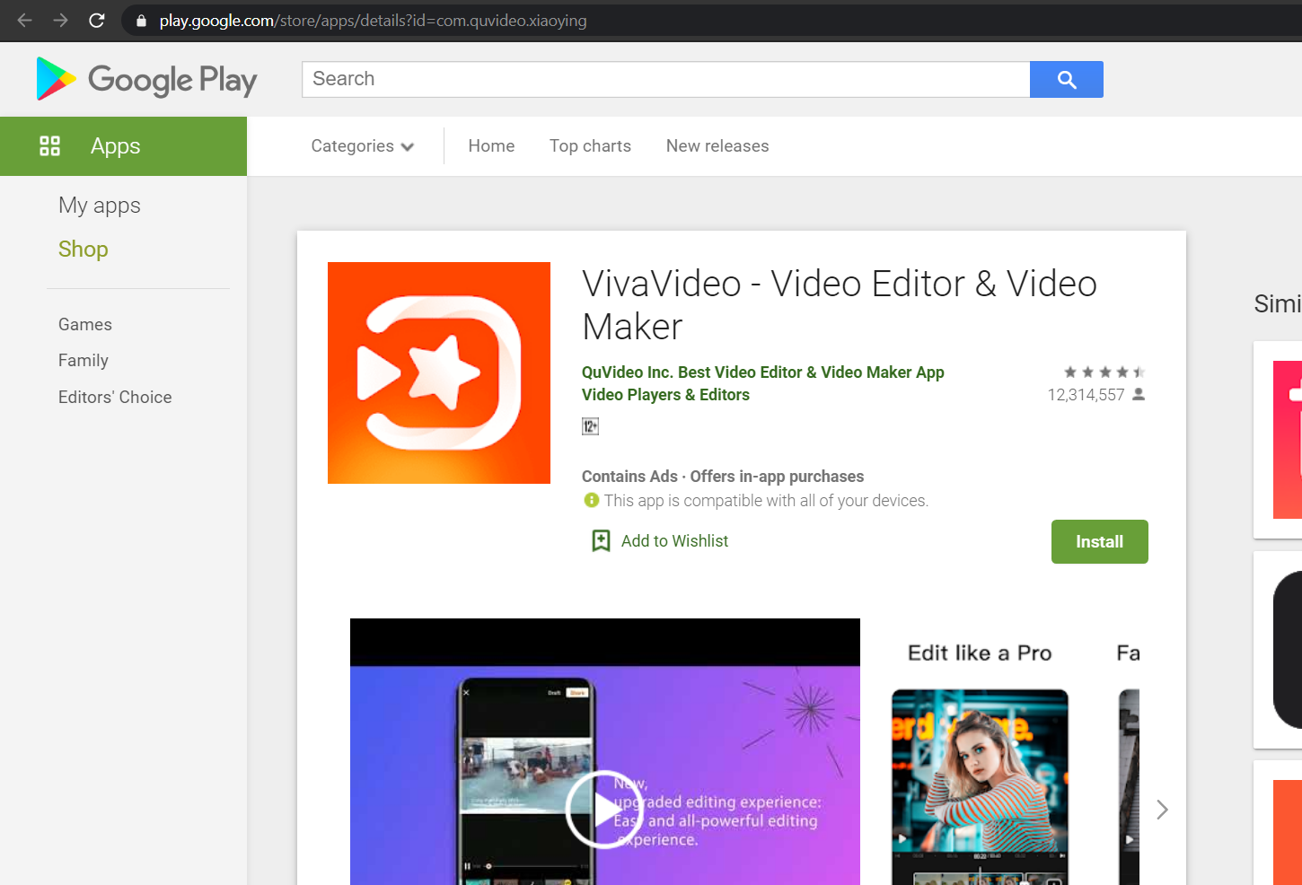 Android Video Editing App With Over 100 Million Downloads Is Stealing Money From Users Digital Information World