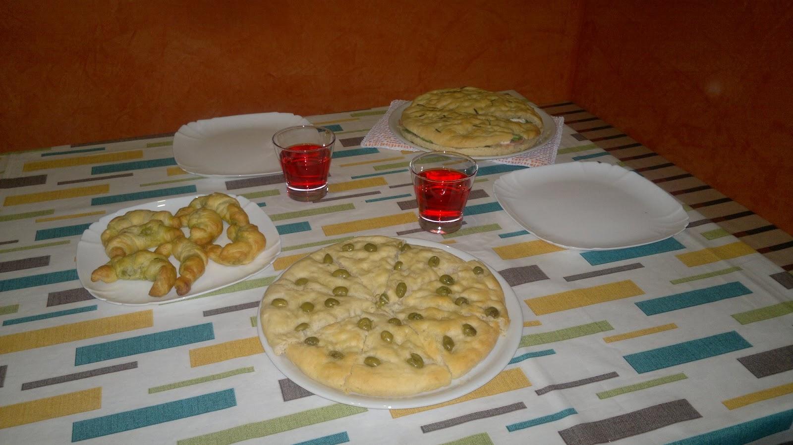 aperi-cena at home