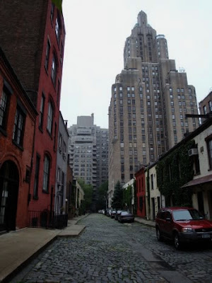 New York Insolite : Washington Mews