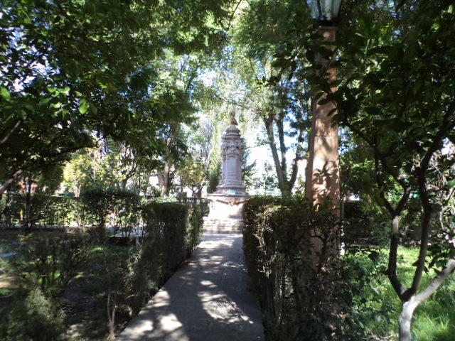 Un traguito de jerez jardin hidalgo for Jardin hidalgo