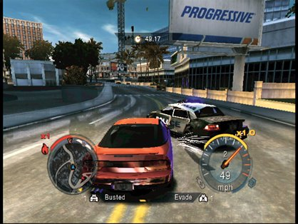 Need For Speed Undercover Need For Speed Undercover Ps3
