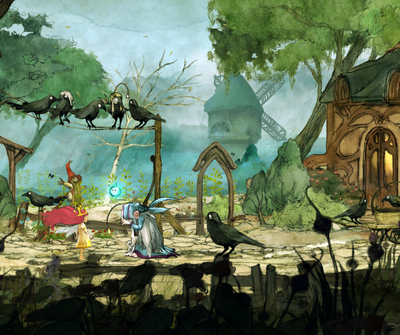 Captivating Review: Child Of Light (Xbox One) Ideas
