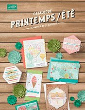 Le catalogue printemps été 2017
