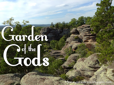 Garden of the Gods, IL. An amazing outdoor adventure for families.