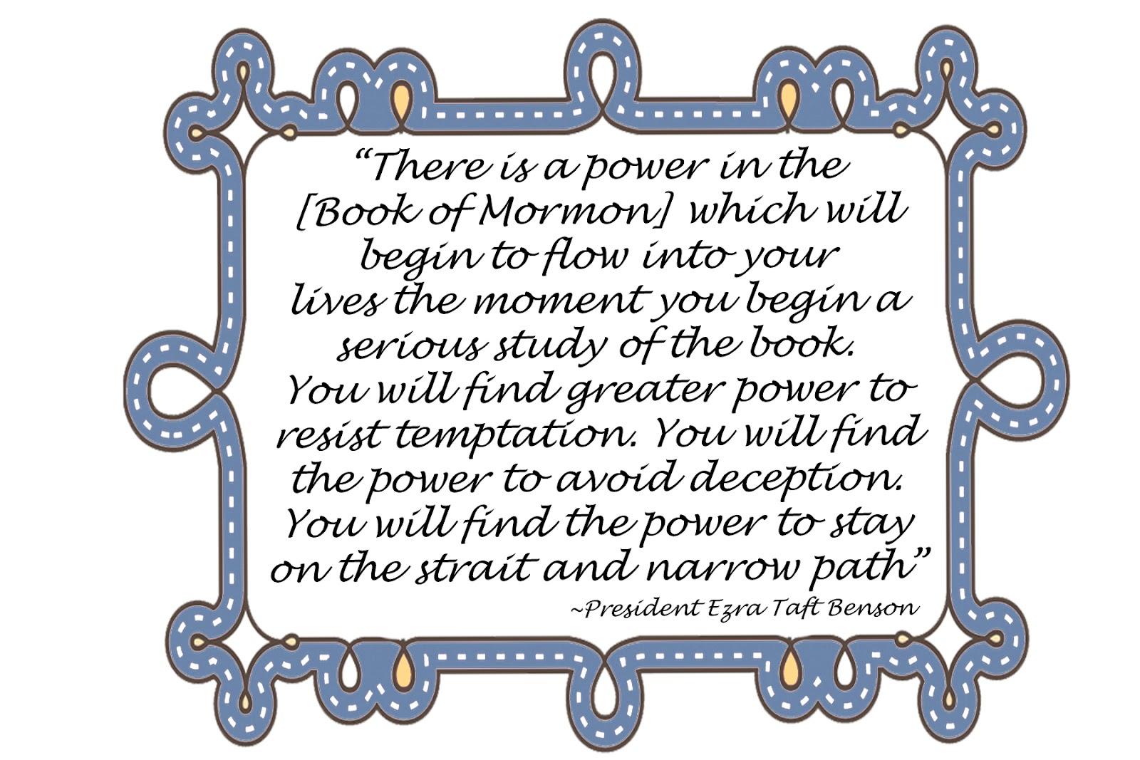 Book Of Mormon Quotes My Life As A Mormon