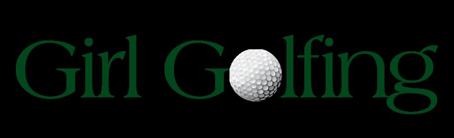 Girl Golfing!