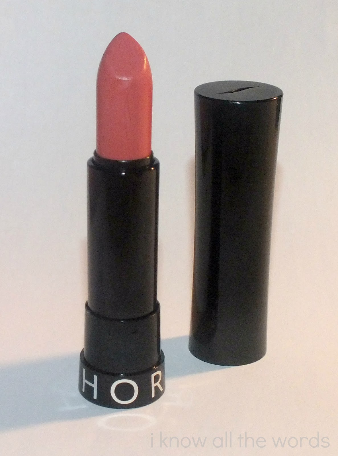 Review Sephora Collection Rouge Shine Lipstick I Know All The Words