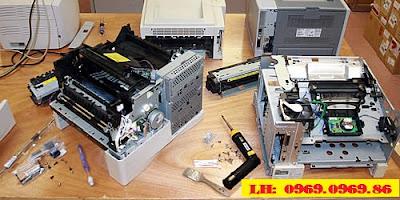sửa máy in | đổ mực máy in khu vực kim giang