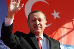 'Nasihat' Erdogan Untuk Para Pemenang Pilkada Serentak